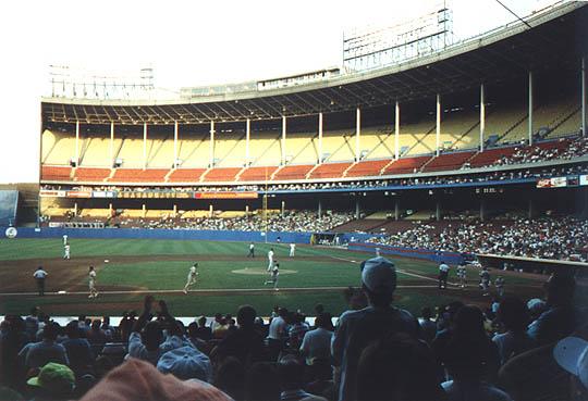 Cleveland Stadium, Cleveland, ...